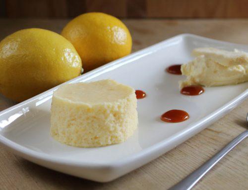 Food : Lemon Posset