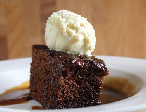 Food : Sticky Toffee Pudding