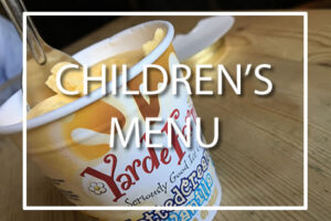 Click for our children's menu