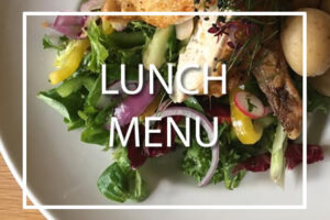 click here to view our Lunch Menu